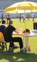 Rencontres sportives interrégionales autour d'un ballon de football 2017
