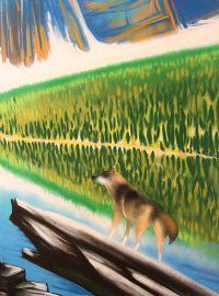 Une nouvelle fresque aux Vergers de la Chartreuse