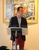 Edouard Bouyé, conservateur général du patrimoine et directeur des Archives Départementales de Côte d'Or