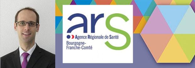 Visite du Directeur de l'ARS Pierre PRIBILE