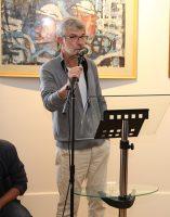 Louis-Marie Benatier, président de l'association Itinéraires Singuliers