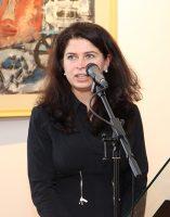Darya Suslova, experte des oeuvres de l'artiste,