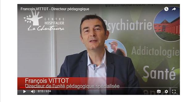 François VITTO - Directeur de l'unité pédagogique