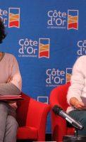 Christine Vanesse et Benigna Bujadoux – Conseillères conjugales familiales Centre de Planification de Côte d'Or