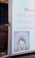 Sophie Souland, Chef d'unité personnes vulnérables ETAT, Direction Départementale de la Cohésion Sociale de Côte d'Or