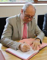 Didier Guidoni, directeur général adjoint du CHU Dijon