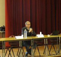 Pr Emmanuel Haffen, service de psychiatrie de l'adulte du CHU de Besançon