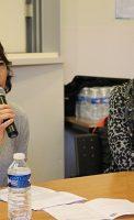 Valérie Rouget et Marion Quenot, Ergothérapeutes au CH La Chartreuse,