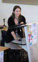 Katia Baudry, Ergothérapeutes au CH La Chartreuse,