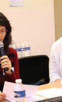 Emmanuelle Albert, Ergothérapeute au CH La Chartreuse, Frédérique Berthelet, Ergothérapeute au CH La Chartreuse.