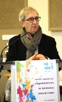 Dr Gérard Milleret, Président de CME du CH La Chartreuse