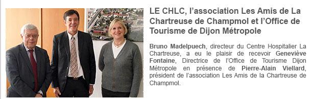 Un partenariat renforcé avec l'Office de Tourisme