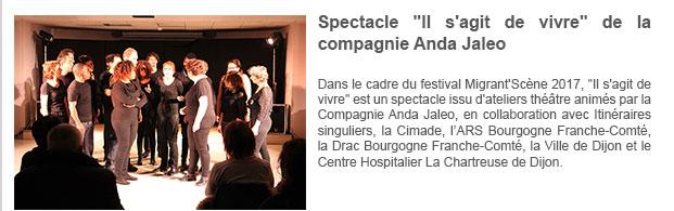 Spectacle Cie Anda Jaleo