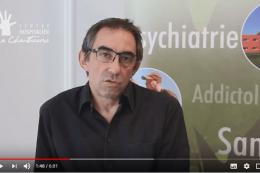 Professeur Jérôme FAVROD - Infirmier en psychiatrie