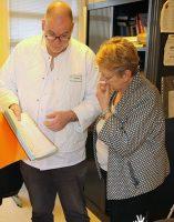 Alain RICHARD – Infirmier technicien, Dr Sylvie ROYANT-PAROLA – Médecin expert de la SFRMS