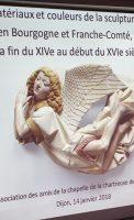 Sophie JUGIE (conservatrice générale du Patrimoine, directrice du Département des Sculptures au musée du Louvre)
