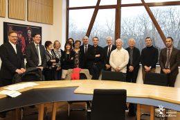 Accueil des établissements du Jura : retour d'expérience du CHLC