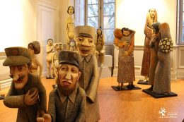 Vernissage Exposition Pierre Merlier