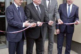 Inauguration résidence Accueil à Saint-Apollinaire
