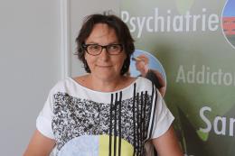 Francoise Jung - Directrice de la maison des adolescents et de leurs parents de Côte d'Or