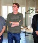 Frédéric Voilqué – Cuisines, Olivier Peillard – Cadre de santé CIAMM, Farid Kohili – Directeur adjoint DSET