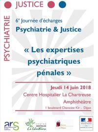 6e Journée d'échanges Psychiatrie & Justice