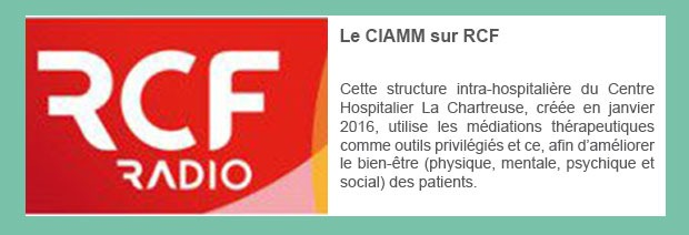 Le Centre Intersectoriel d'Activités à Médiations Multiples (CIAMM) sur RCF