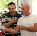 Farid Kohili (Directeur DSET – Direction des Services Economiques et Techniques)  et François Rey (cadre de santé)