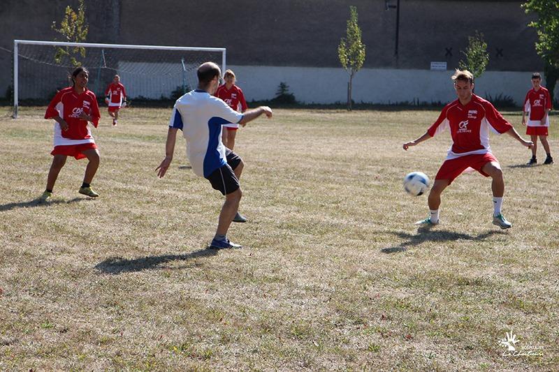 Autour d'un ballon de football : 14è édition !