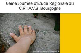 Journée CRIAVS Bourgogne 2018