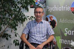 Christian MARC - Psychologue et représentant du collège de psychologue