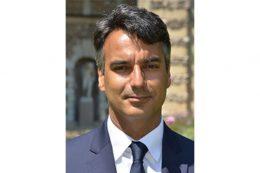 Frédéric SAMPSON, sous-préfet, Directeur de cabinet du préfet de Bourgogne-Franche-Comté, préfet de la Côte-d'Or