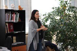 Dr Stéphanie Leclercq, Psychiatre au pôle de psychiatrie de l'enfant et de l'adolescent du CH La Chartreuse