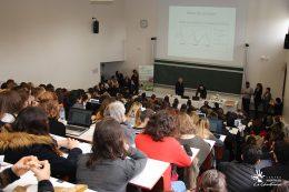 Conférence sur le sommeil à l'Université de Bourgogne