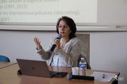 Khadija CHAHRAOUI, Professeure en psychopathologie clinique, membre du laboratoire de recherche Psy-DREPI