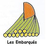 Logo Les embarqués