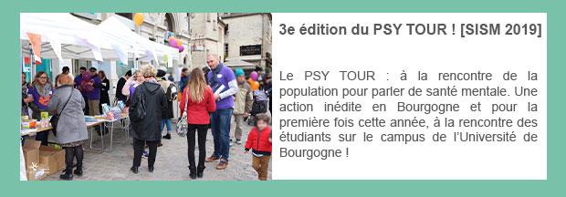 3e édition du PSY TOUR ! [SISM 2019]