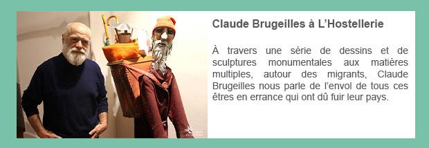 Claude Brugeilles à L'Hostellerie