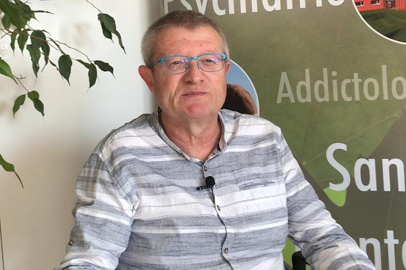 Jean-Philippe MAITRE, responsable de l'Atelier Environnement