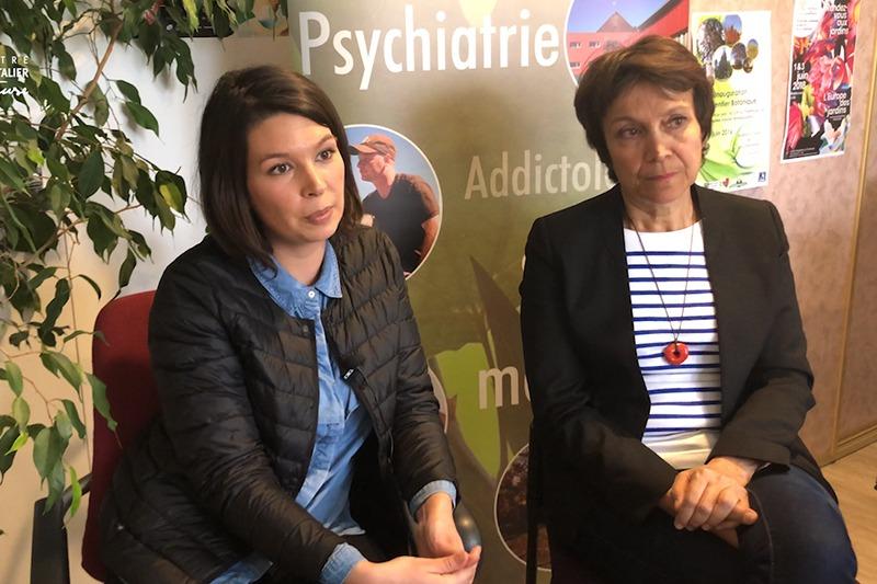 Dr Muriel Roy et Dr Marion Lutchmaya - UMAHCO