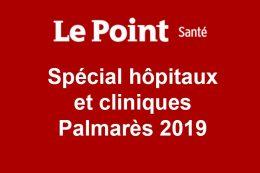 Palmarès Le Point 2019