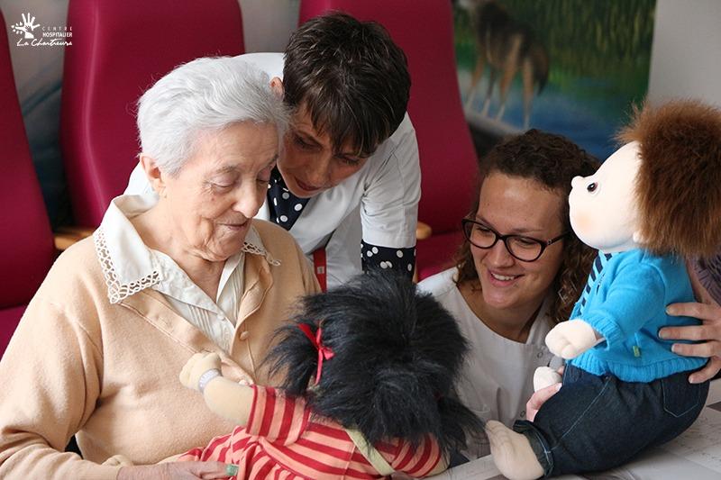 Célestina, Sandrine Bougenot et Pauline Fevre